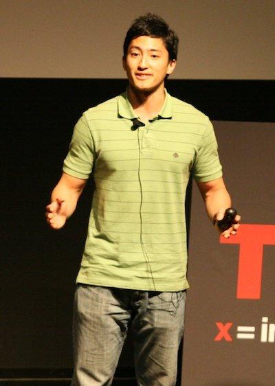 Daniel Wong - Speaking