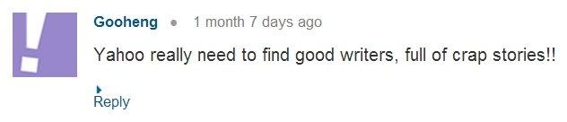 online comment