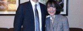 Me and Dr. Carol Dweck