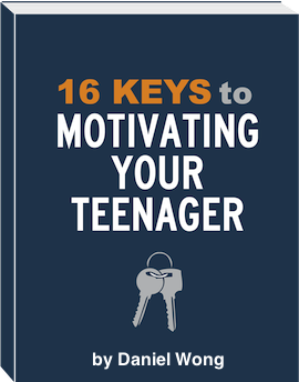 16 keys to motivating your teenager